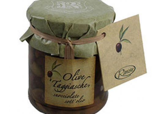 Oliven Taggiasche