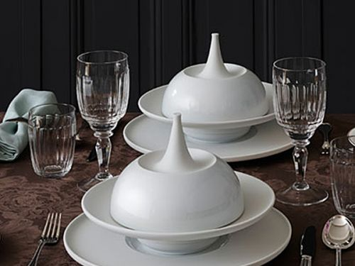 Gourmet line Blanc